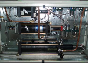 (Français) Banc de test hydraulique, pneumatique haute pression